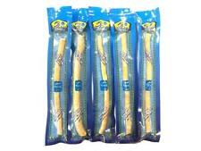 Al-Khair Lot de 5 bâtons de Siwak emballés sous vide pour le nettoyage des dents