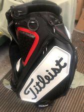 USED Titleist STAFF Bag
