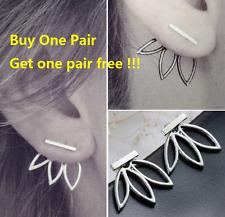 Ear Hook Stud Jewelry Hot Fs 1Pair Women's 'Fashion Rhinestone Crystal Earrings