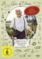 Louis und seine außerirdischen Kohlköpfe DVD - NEU OVP - Louis de Funes