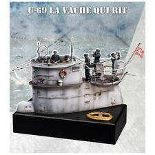 Scale 75 War Front U-Boat U-69 set WW2 1/35th Unpainted Resin Kit
