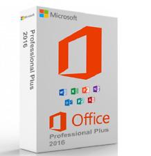 Microsoft Office 2016 Professional Plus Produktschlüssel MS Product-Key 32/64Bit