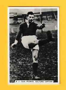 1935 J.A. Pattreiouex Sporting Events & Stars Gus Risman Salford Rugby #94 (KCR)