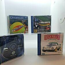 Sega Dreamcast Games Bundle