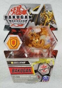Bakugan Armored Alliance Golden Aurelus Auxillataur Bakugan Gate Trainer New NIP