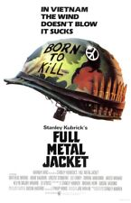 "Full Metal Jacket ( 11"" x 17"" ) Movie Collector's Poster Print  - B2G1F"