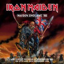 Iron Maiden - Maiden England 88 [CD]