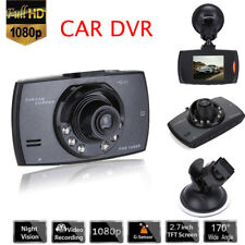 "2.7""Vehicle 1080P Car Dashboard DVR Camera Video Recorder Dash Cam G-Sensor GPS"
