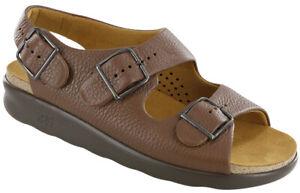 SAS Relaxed Sandal Amber 10.5 Narrow, Women's Shoes