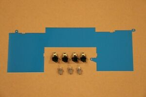 1984-1989 Corvette Dash Cluster monochrome BLUE color lens LED upgrade kit
