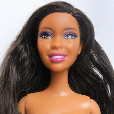 Nude Nikki African American Basic Barbie Doll AO51