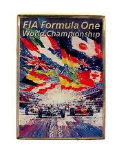 "AUTO FORMEL1 Pin / Pins - FERRARI ""FIA FORMULA ONE WORLD CHAMPIONSHIP"" [1342]"