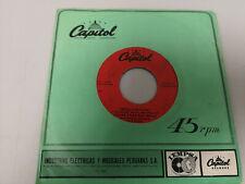 "GRAND FUNK RAILROAD ""FOOT-STOMPIN' MUSIC"" ORIG PERU 1972 VG+"