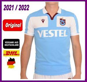 NEU ORIGINAL Trabzonspor Forma Trikot Jersey TRABZON 2021 / 2022 Macron Hamsik