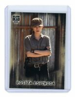 2018 The Walking Dead Hunters and Hunted #12 Rosita Espinosa SP Photo Variation
