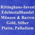 Rittinghaus-Invest Edelmetalle