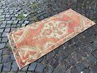 Carpet, Handmade rug, Turkish area rug, Vintage wool rug | 2,3 x 5,0 ft
