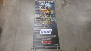 Yamaha Motorcycles R3 Wolverine Dealer Exclusive Banner