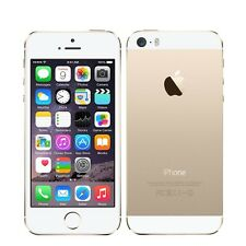 Original Apple iPhone 5s - 32GB - Gold (Factory Unlocked) Smartphone WIFI GPS