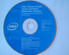 CD Intel Exress Installer Drivers and Bonus Application D945GCLF2 board