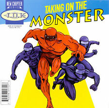Taking on the Monster - I.D.K.  Audio CD Buy 3 Get 1 Free