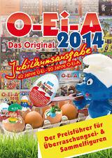 La nueva o-huevo-a 2014-aniversario edición 40 años-ü huevo-sólo 17,95 € sin gastos de envío!