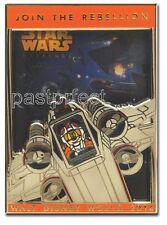 Disney LR Pin Star Wars Weekends 2014 Logo R2-MK Jedi Mickey + Map Mark Hamill