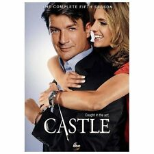 Castle: The Complete Fifth Season [5 Discs] DVD Region 1 WS