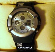 New Men's Sport Chronograph Digital / Analog Combo Watch by Tool Time