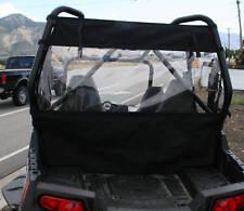 POLARIS 800 RZR 4 SEAT REAR WINDOW DUST BARRIER