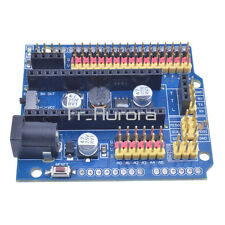 Nano V3.0 I/O Expansion Board Micro Sensor Shield For Arduino Uno R3 Leonardo