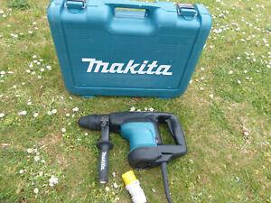 MAKITA HR3540C 110V HAMMER DRILL CONCRETE BREAKER DEMOLITION TOOL DRILL