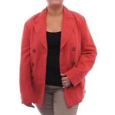 Ropa de mujer GANT color principal rojo