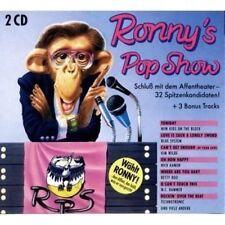 Ronny's Pop Show 16 (1990) N.K.O.T.B., Go West, Concrete Blonde, Blue S.. [2 CD]
