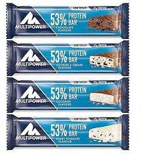 53% Protein Bar Multipower einzeln 50 g EUR3,83/100g + Hammer Gutschein +
