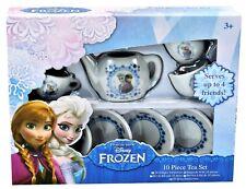 Teeservice Frozen die Eiskönigin 10 teilig Porzelan