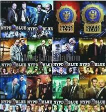 NYPD BLUE - Complete Series ,Seasons - 12 , DVD Set , SHIPPING IS FREE, NEW.