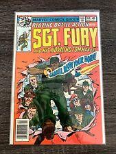 SGT. FURY AND HIS HOWLING COMMANDOS (#151) MARVEL COMICS VINTAGE COMICS VF/NM