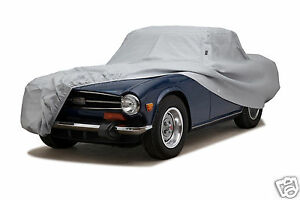 Covercraft NOAH All-Weather CAR COVER made for 1974 to 1976 Triumph TR-6 CA63NH