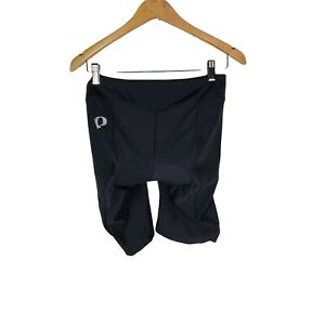 Pearl Izumi Women's Quest Short Padded Cycling Black Size Large Select Series