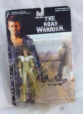 Mad Max, The Road Warrior, Warrior Women, Autographed by Virginia Hey