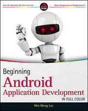 Beginning Android Application Development-ExLibrary