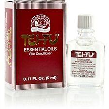 Tei Fu Essential Oil Skin Conditioner - Invigorates Mind & Enhances Mood 0.17oz