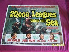 20,000 LEAGUES UNDER THE SEA DISNEY'S CLASSIC UNDERWATER DRAMA Kirk Douglas