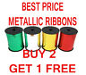 50 METER METALLIC/ SHINNING BALLOON RIBBONS FOR TIE STRING WITH BALLOONS