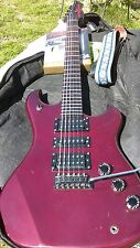 Rare Electra Westone Guitar Deluxe edition Triple Push Pull-Easy Project frets