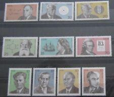 DDR Briefmarken 1979 2x Komplettsatz Persönlichkeiten Postfrisch
