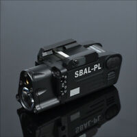 Tactical SBAL-PL Weapon Light Combo Red Laser Strobe Flashlight
