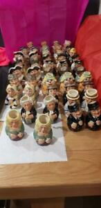 """ROYAL DOULTON """"DOULTONVILLE CHARACTERS"""" - GOOD PRICES"""