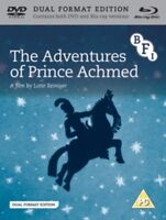 Nuovo The Adventures Of Prince Achmed Blu-Ray + DVD